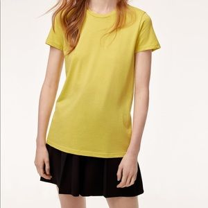 ⚡️3/$30! ARITZIA Wilfred Essay tshirt in green